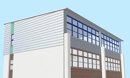 hlg aufstockung architekt rainer thum a r t. Black Bedroom Furniture Sets. Home Design Ideas